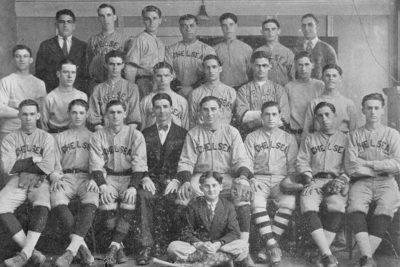 Ma Chelsea- 1927 Baseball-r